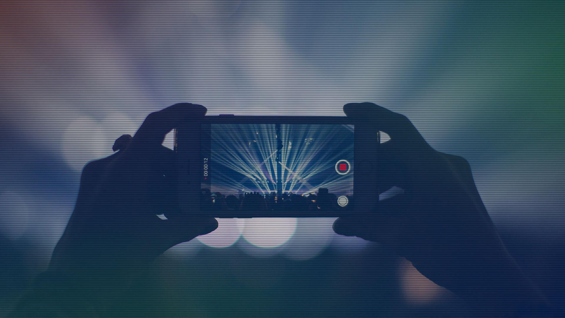 tipos de conteúdo em vídeo