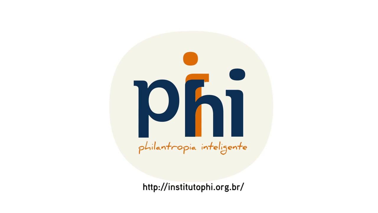 VÍDEO PARA EVENTOS - Institucional Phi - Crowdfunding