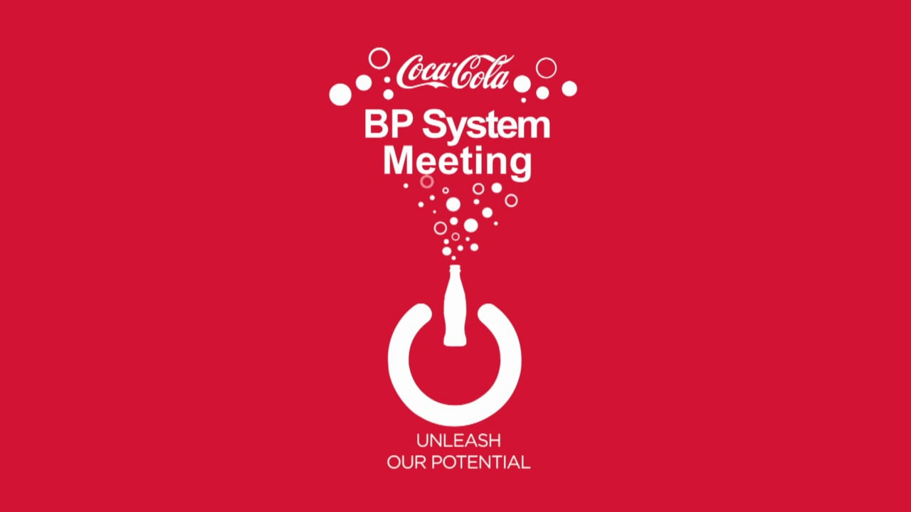 Institucional padrão - Coca-Cola BP - Meeting System