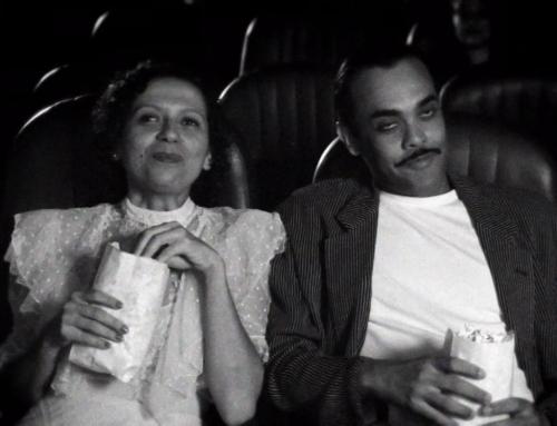 Cine Santa – Vinheta cinema