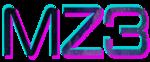 Produtora de Vídeo | MZ3 Logotipo